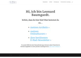 leobaumgardt.de