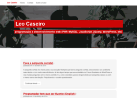 leocaseiro.com.br