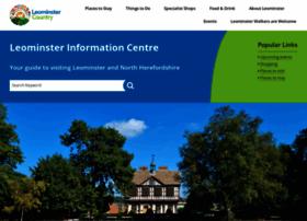 leominstertourism.co.uk