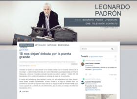 leonardopadron.com