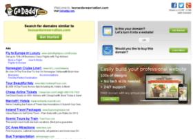 leonardoreservation.com