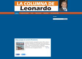 leonardorivadeneira.com