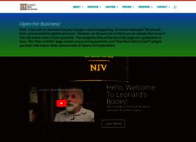 leonardsbooks.com