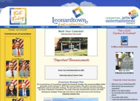 leonardtown.somd.com
