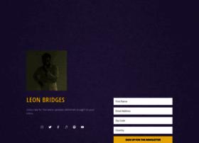 leonbridges.fanbridge.com