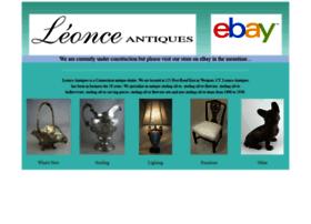 leonceantiques.com
