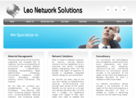 leonetworksolutions.com