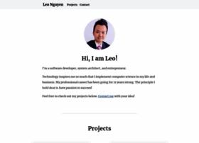 leonguyen.com