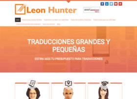 leonhunter.com