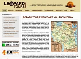 leopard-tours.com