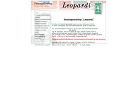 leopardi.nl
