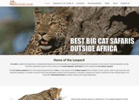 leopardssrilanka.com