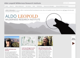 leopold.wilderness.net