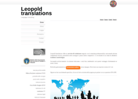 leopoldtranslations.com