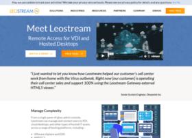 leostreamdesktops.com