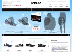 lepape-store.com