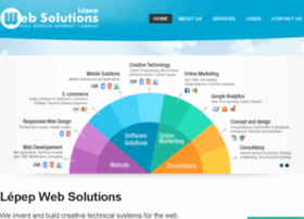 lepepwebsolutions.com