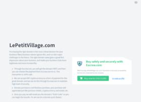 lepetitvillage.com