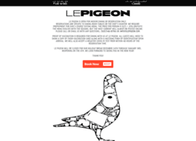 lepigeon.com