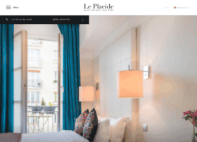 leplacidehotel.com