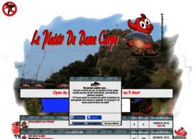 leplaisirdelacarpe.forum-pro.fr