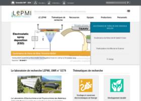 lepmi.grenoble-inp.fr