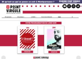 lepointvirgule.com