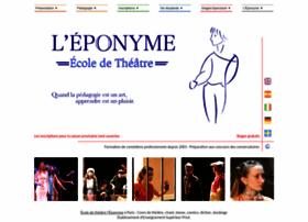 leponyme.fr