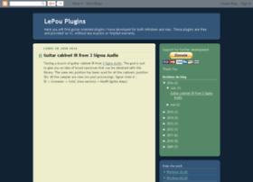 lepouplugins.blogspot.co.il