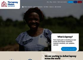 leprosymission.org