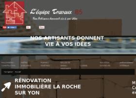 lequipe-travaux-85.fr
