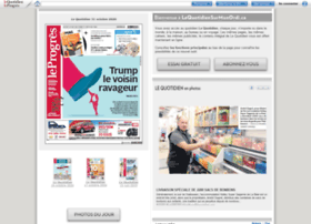 lequotidien.newspaperdirect.com