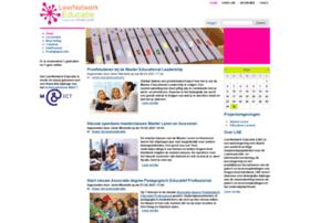 Lereneninnoveren.leernetwerkeducatie.nl