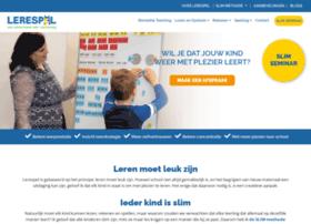 lerespel.nl