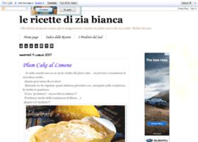 lericettediziabianca.com