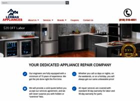 lermanappliances.com