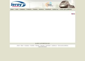 leroy-autom.com