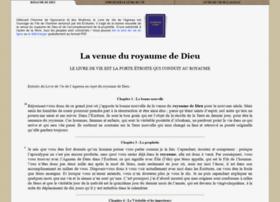 leroyaumededieu.fr