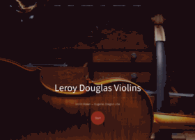leroydouglasviolins.com
