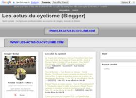 les-actus-du-cyclisme.blogspot.fr