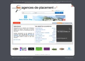 les-agences-de-placement.ch