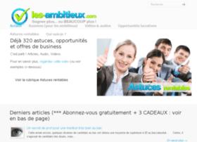 les-ambitieux.com
