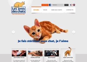 les-amis-des-chats.com