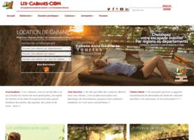 les-cabanes.com