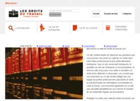 les-droits-du-travail.com