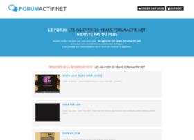 les-gg-over-20-years.forumactif.net