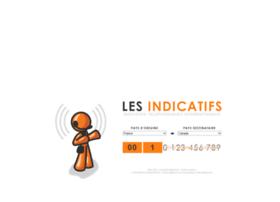 les-indicatifs.com
