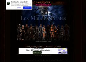 les-maudits-pirates.forum2jeux.com