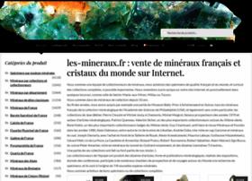 les-mineraux.fr
