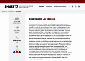 les-mosses.skiset.com